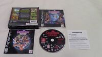 Suikoden Sony Playstation PS1 Video Game Complete
