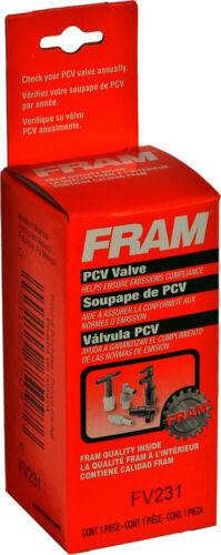 PCV Valve Fram FV231