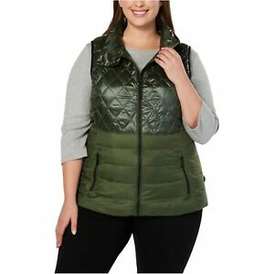 Calvin-Klein-Womens-Plus-Size-Quilted-Vest-Metalic-Vine