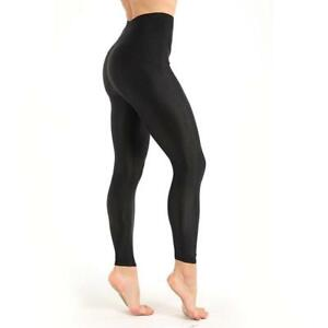 405d7047604a5f Image is loading Women-039-s-Workout-Leggings-Shiny-Fitness-Plus-
