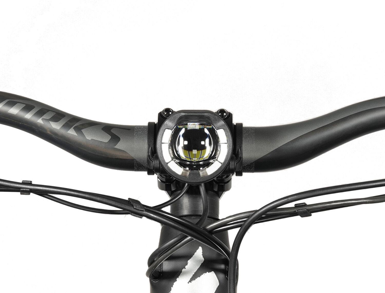 Le Lupin SL SF Brose lampe de vélo 35 mm (code de la route) E-Bike Front Lumière Phares