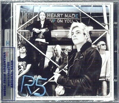R5 HEART MADE UP ON YOU  EP SEALED CD NEW 2014