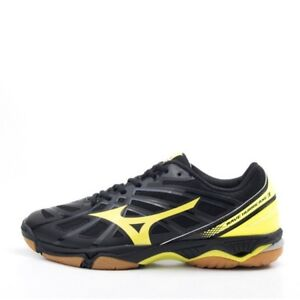6e51b7c4c5da Image is loading Mizuno-Wave-Hurricane-3-Unisex-Volleyball-Badminton-Shoes-