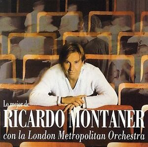 ricardo montaner con la london metropolitan orchestra vol.2