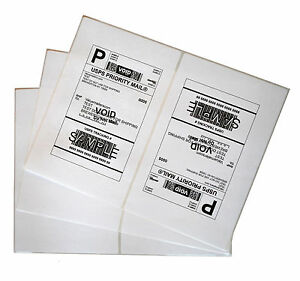 Labels 8 5x5 5 1000 Shipping 8 5x5 5 Half Sheet Self Adhesive VM Brand Label
