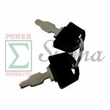 Ignition Switch Key For Buffalo Sportsman 7000 7500 9000 10000 Watts Generator