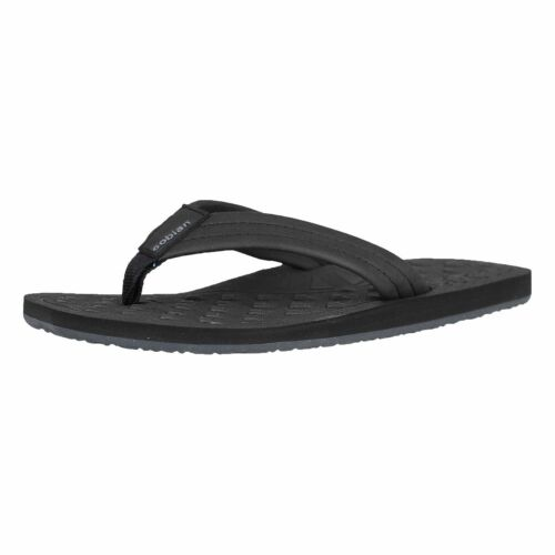 Men Cobian OAM Gripster Flip Flop Sandal OAG18-001 Black 100/% Original Brand New