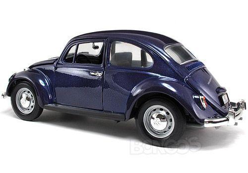 1967 VW VW VW BEETLE blueE NEW IN BOX 3cd14b