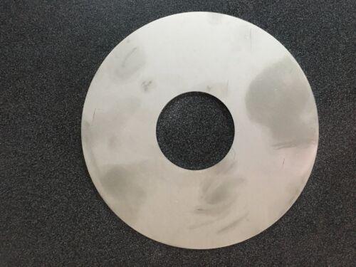 """Ring 1//16/'/' Aluminum Washer 2/"""" OD x 0.312/"""" ID 5052 Aluminum Washer"""