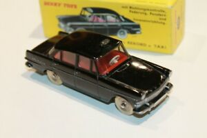 OPEL-REKORD-TAXI-DINKY-TOYS-546