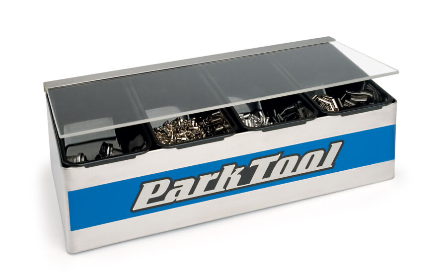 Park Tools JH-1 Bicycle Bike Cycling Bench Top Small Parts Holder