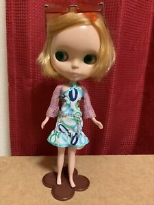 Neo-Blythe-Fruit-Punch-Takara-Tomy-Doll-height-about-27-cm-Japan-No-Box-USED