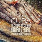 Cuba: The Conversation Continues [Slipcase] by Arturo O'Farrill/Afro-Latin Jazz Orchestra (CD, Aug-2015, 2 Discs, Motéma Music)