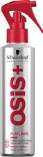 Schwarzkopf OSIS+ Flatliner Sleek Flat Iron Hair Serum 6.8 oz / 200 ml