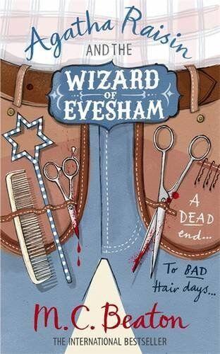1 of 1 - Agatha Raisin and the Wizard of Evesham,M.C. Beaton- 9781849011419