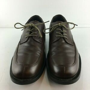 4f73c724ad4 Shoes For Crews Aristocrat II Mens Brown Shoes Size 11 Oxford ...