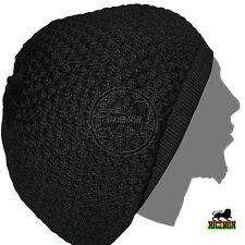 Rasta Dread Dreadlocks Tams Hat Beret Hippie Cap Reggae Marley Jamaica XL/XXL