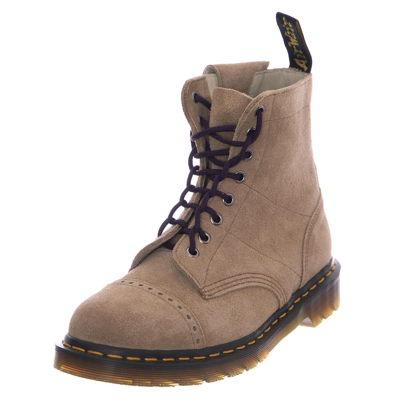 Dr.Martens Boots DR. Martens X Needles 1460 - Sand Desert Oasis Suede Beige