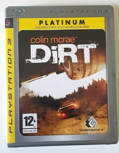 Colin Mcrae Dirt - PlayStation 3 PS3