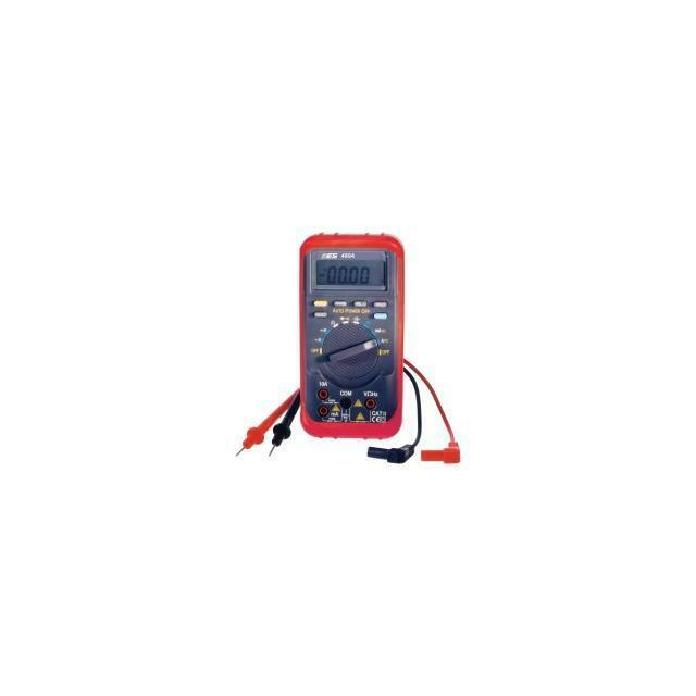 Electronic Specialties Autoranging Digital Multimeter Tester  480A