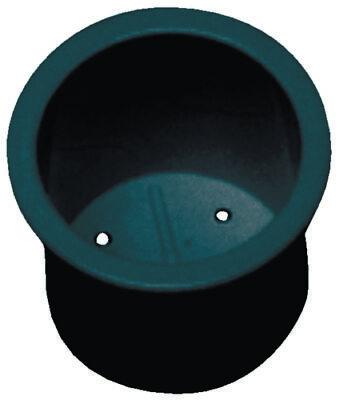 "New Recessed Drink Holder beckson Marine Gh43b1 Black 3-3//4/"" ID x 3-1//4/"" D 3-7//8"