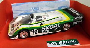 Vitesse-1-43-Scale-194-Porsche-956-Skoal-Le-Mans-24H-1983-Diecast-Model-Car