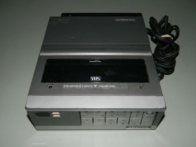 Philips Vr155 Vhs Vcr Tape Player For Sale Online Ebay
