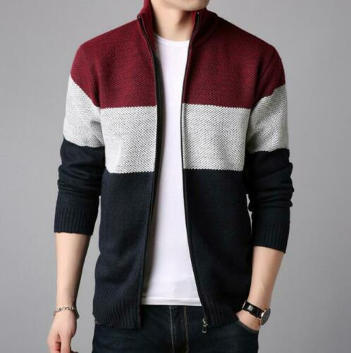 Parka Padded Men/'s Winter Coat Jacket Outwear Overcoat Warm Autumn Thicken