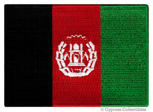 AFGHANISTAN-FLAG-embroidered-iron-on-PATCH-AFGHAN-AFGHANI-WAR-MILITARY-EMBLEM