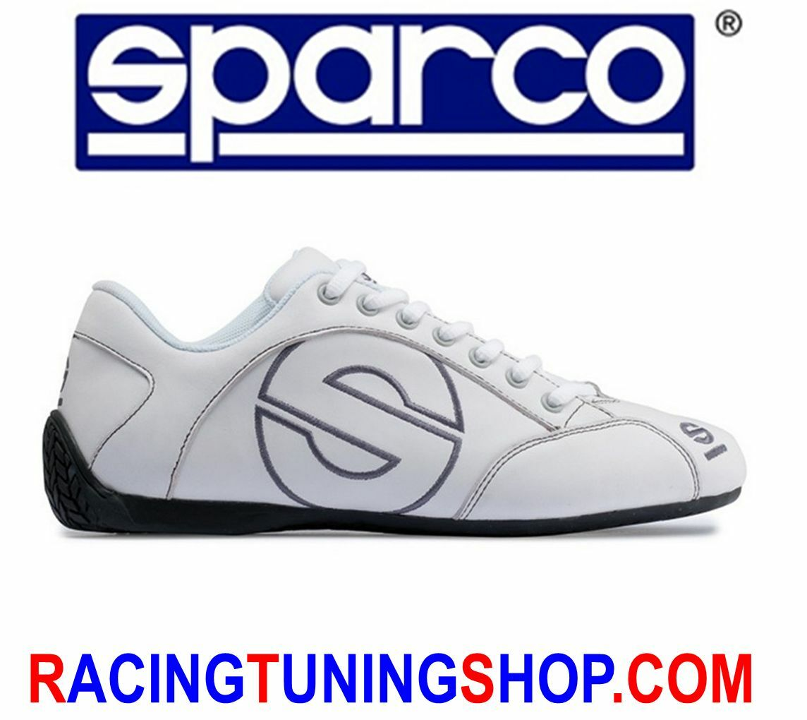 shoes SPARCO ESSE WINTER PELLE BIANCHE TAGLIA 36  SPARCO SHOES LEATHER