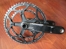 CANNONDALE HOLLOWGRAM SL 53/39 172.5 CRANK SET COMPLETE BB30 BEARINGS SPINDLE
