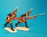 John Jenkins Designs Soldiers Leut-07 Prussian Grenadiers Advancing Collectible