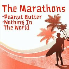 The Marathons - Peanut Butter / Nothing in the World [New CD] Manufactured On De