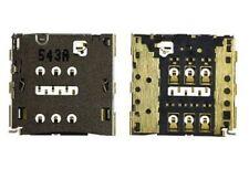 lettore slot card reader contatti Sim X mainboard HUAWEI P8 LITE,p7, G7 ,mate 7