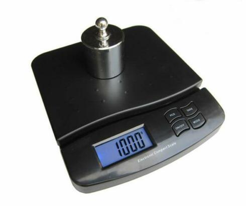 55lb 25kg LCD Digital Electronic Scales Parcel Letter Postal Shipping Weighing