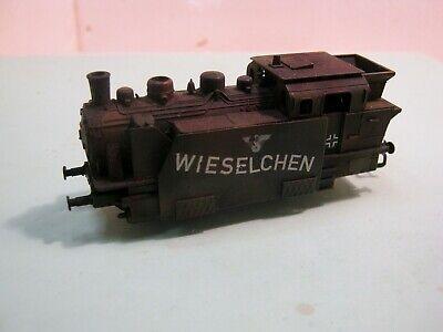 Berliner Tt - Locomotiva A Vapore Del Reich - Vintage +++++++++++++++++ Facile Da Riparare