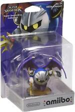 Nintendo Wii U Amiibo Meta Knight Super Smash Bros