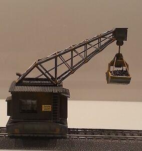 Dampfbagger-Kohlenbagger-Kohlenkran-BW-Bahnbetriebswerk-Bekohlung