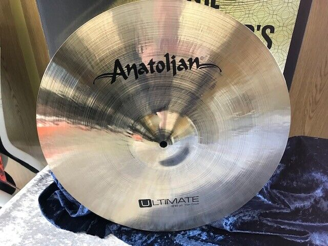 ANATOLIAN Ultimate Series 18  Thin Crash  aus ISTANBUL - TURKEY - NNEW