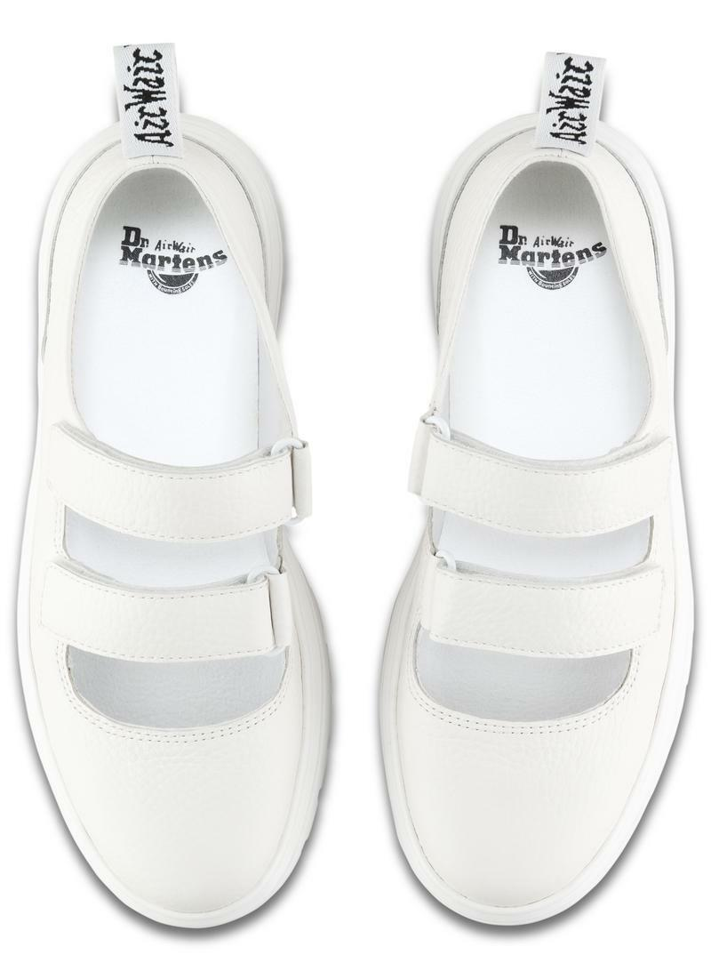 Dr Martens Martens Martens Marry Jane MAE white 22219100 Original Doc a58cf9