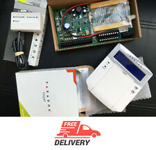 ACCENTA Mini GEN4 filaire Panneau de commande avec Keypad LCD /& Pet tolérant PIR Kit HWA