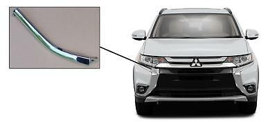 1Pcs Front Bumper Lower Molding Trim Chrome Right For Mitsubishi Outlander 2016