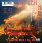 Heaven or Hell [PA] [Slimline] by K.G. (CD, 2011, N-Sane Records)