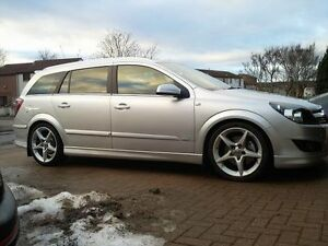 VXR LOOK SIDE SKIRTS VAUXHALL INSIGNIA OPC