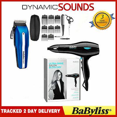 Babyliss 5541CU Pro Velocidad 2200W