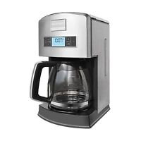 Frigidaire Professional 12 Cup Digital Stainless Steel Drip Coffee Maker on Sale