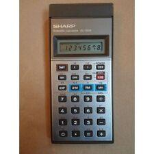 Calculatrice scientific calculator  Sharp  EL-508