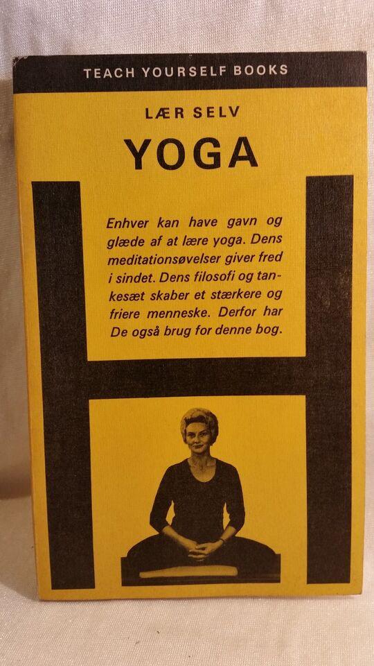 Lær selv YOGA, James Hewitt, emne: krop og sundhed