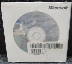 Microsoft Office XP SBE MS Small Business Edition Full Verision 2002
