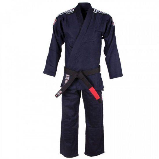 Tatami Fightwear Nova Bjj Gi Blu Navy Uniforme Arti Marziali Ju Jitsu Ideale Jiu